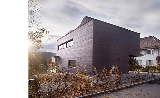 dadarchitekten bern plusenergiehaus luchliweg m nsingen. Black Bedroom Furniture Sets. Home Design Ideas